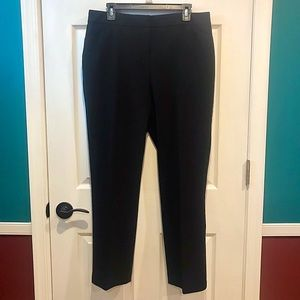 Black Dress Pants by Chico's